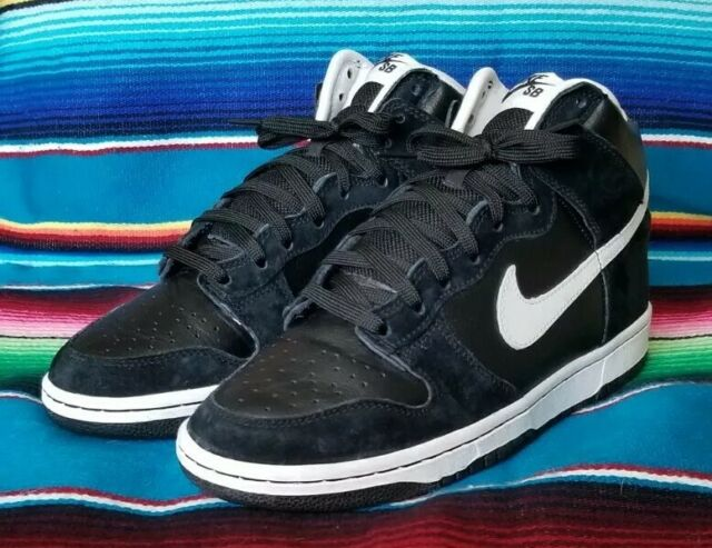 Nike Dunk Sb High Venom 2008 size 8 Great Condition