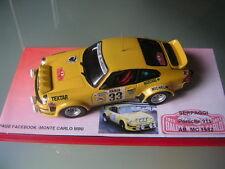 DECAL CALCA 1 43 PORSCHE 911 N°33 Rally WRC monte carlo 1982 montecarlo