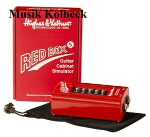 Hughes-amp-Kettner-RED-BOX-5-Speaker-Simulation