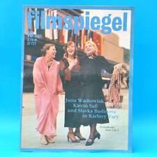 DDR Filmspiegel 19/1980 Brigitte Bardot Jack Lemmon Dean Reed Katrin Saß T