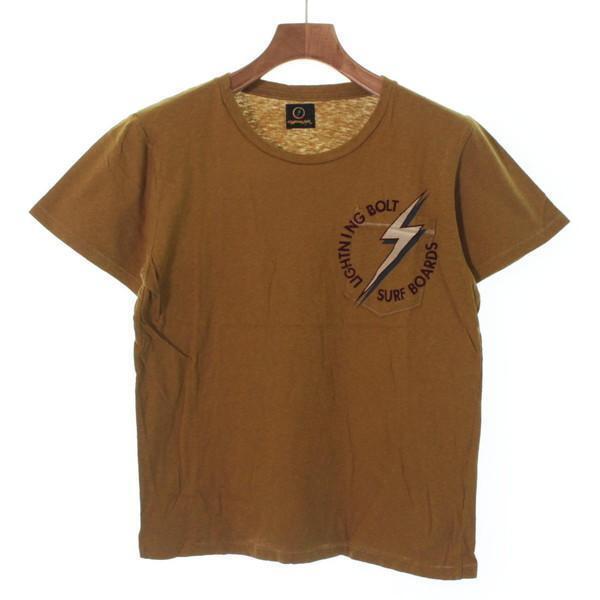 Lightning Bolt T-Shirts  402199 braun S