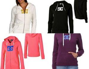 DC-Shoes-Womens-T-Star-Hoodie-Full-Zip-Sweatshirt-jacket-hoody-jumper-S-XL-NEW
