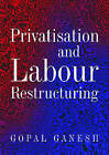 Privatisation and Labour Restructuring by Ganesh Gopal (Hardback, 2007)