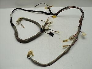 yamaha qt50 qt 50 4221 electrical wiring harness loom ebay