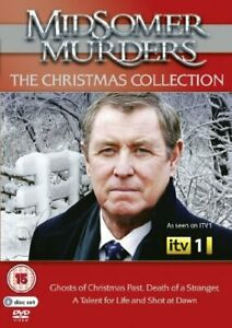 MIDSOMER-MURDERS-THE-CHRISTMAS-COLLECTION-DVD-UK-NEW-DVD