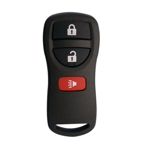 46 key 2 for Nissan Frontier 2005 2006 2007 2008 2009 2010 2011 keyless remote