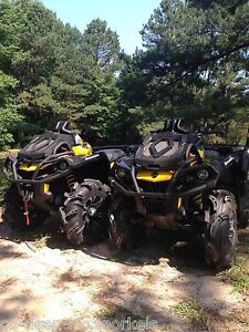 Can Am Outlander 1000 Xmr >> Details About 2012 2019 Can Am Outlander Xmr 570 650 800 850 1000 Snorkel Kit For G 2