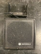 Motorola Hsn4033a Speaker 2 Way Radio Speaker