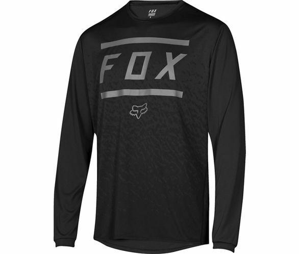 Fox Racing Ranger Long Sleeve MTB Jersey Größe LARGE BNWT FREE UK POSTAGE
