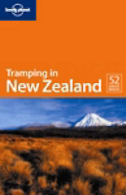 Tramping in New Zealand (Walking)-ExLibrary