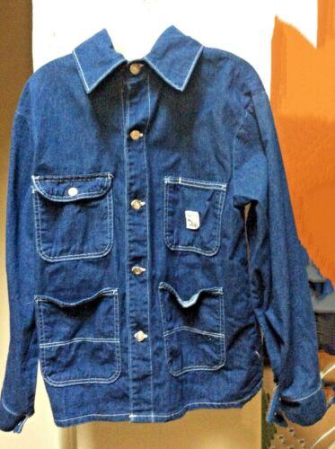 VTG Denim Pointer Brand Men's Chore Barn Jacket SZ
