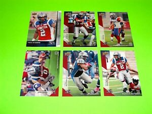 6-MONTREAL-ALOUETTES-UPPER-DECK-CFL-FOOTBALL-CARDS-15-46-48-49-52-129-4
