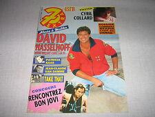 7 EXTRA 93/14 (7/4/93) JEAN-CLAUDE VAN DAMME HASSELHOFF PATRICIA KAAS BON JOVI