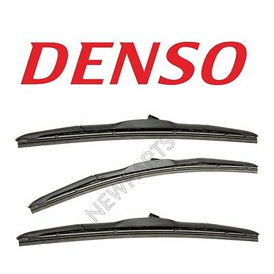 Front Windshield Wiper Blades Set for Toyota FJ Cruiser 2007-2015 All Weather