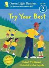 Try Your Best Book | McKissack Robert L. PB 0152050906 BNT
