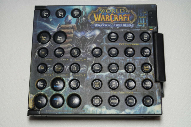 SteelSeries Limited-Edition Zboard Keyset Wrath of the Lich King