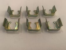 1984 1987 Turbo Regal T Type Limited Fuel Rail Injector Clips Retainers Set Gm Fits Corvette