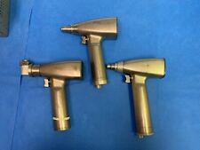 Stryker System 2 Sagittal Saw Reamer Amp Drill Cordless Orthopedic