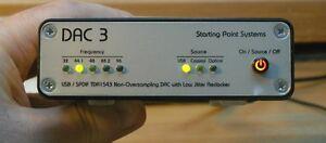USB-SPDIF-Non-Oversampling-NOS-DAC-TDA1543-DIR9001-2x9V-NiMH-powers-from-USB