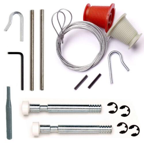 Garage Door Spares Henderson Merlin Cables C Clip Cones Roller