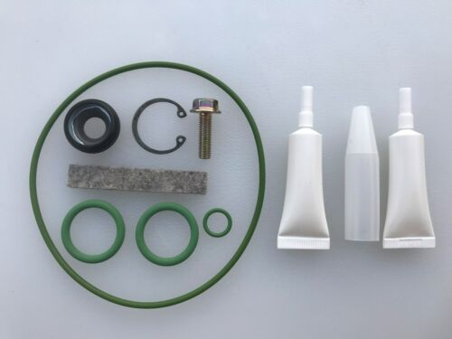 FORD FS10 HS18 HS20 FX15 AC Compressor Reseal Kit Shaft Seal Install TOOL OIL