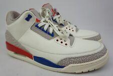 a25b5e5afdf9fd item 1 Nike Air Jordan 3 Retro International Charity Game Sail 136064-140  Shoe Size 15 -Nike Air Jordan 3 Retro International Charity Game Sail  136064-140 ...