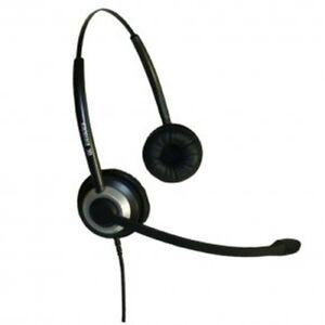 Headset telefono Binaural Imtradex TB 902 legato EADS BASICline per M Cavo qExRHa7x8