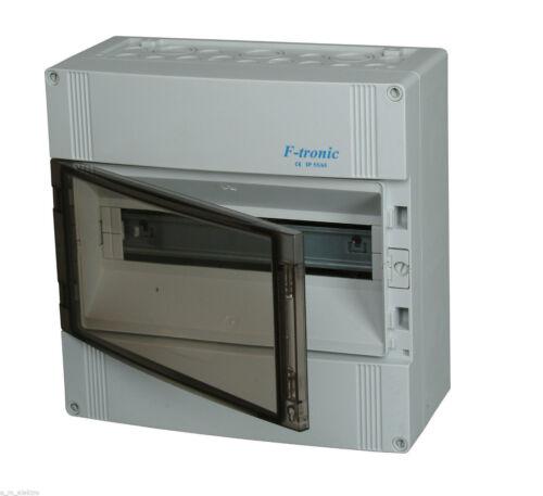 SAIP Aufputz Verteilerkasten Sicherungskasten Feuchtraumverteiler IP55 65