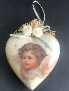 Midwest-Importers-of-Cannon-Inc-Christmas-Ornament-Heart-Victorian-Angel-4