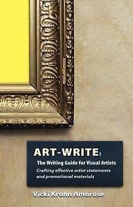 Art-Write-The-Writing-Guide-For-Visual-Artists-By-Vicki-Krohn-Amorose