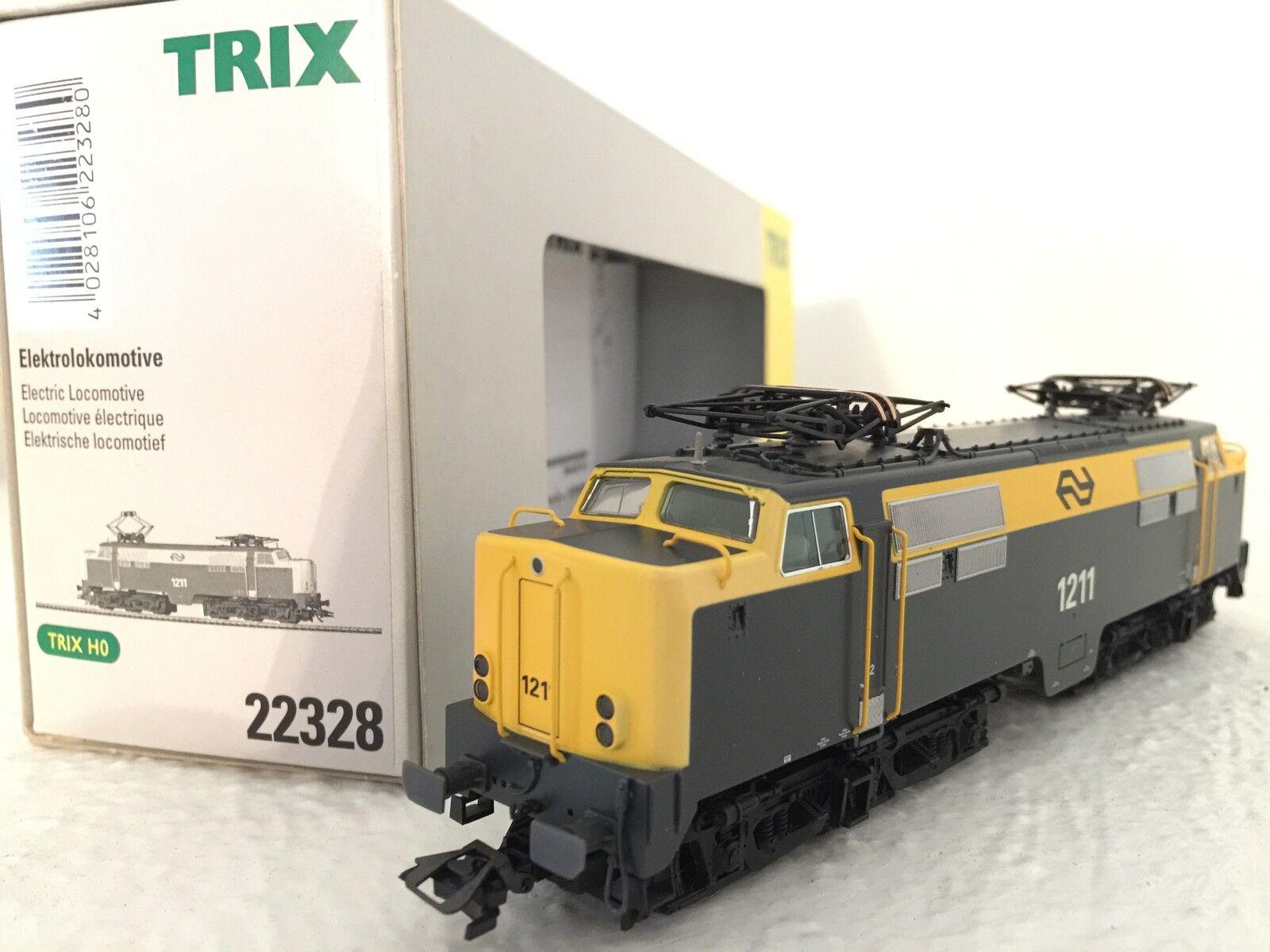 Trix h0 22328 e-Lok ns 1211 1200 Digital Sound para roco embalaje original nuevo