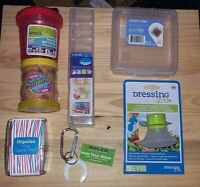 Lot Of Various Items From The Container Store - See Details For 6 Items Included