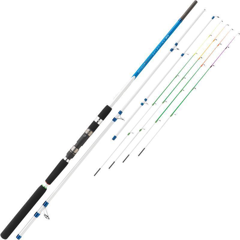 1405859 Canna pesca Mitchell sezioni Suprema 2.0 Bolentino 330 cm 3+4 sezioni Mitchell  CAS 225195