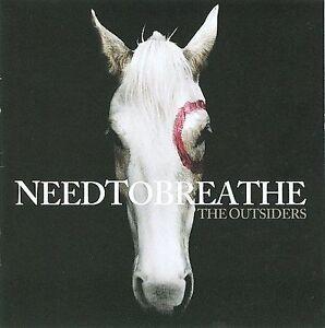 NEEDTOBREATHE • The Outsiders CD 2009 Atlantic Records
