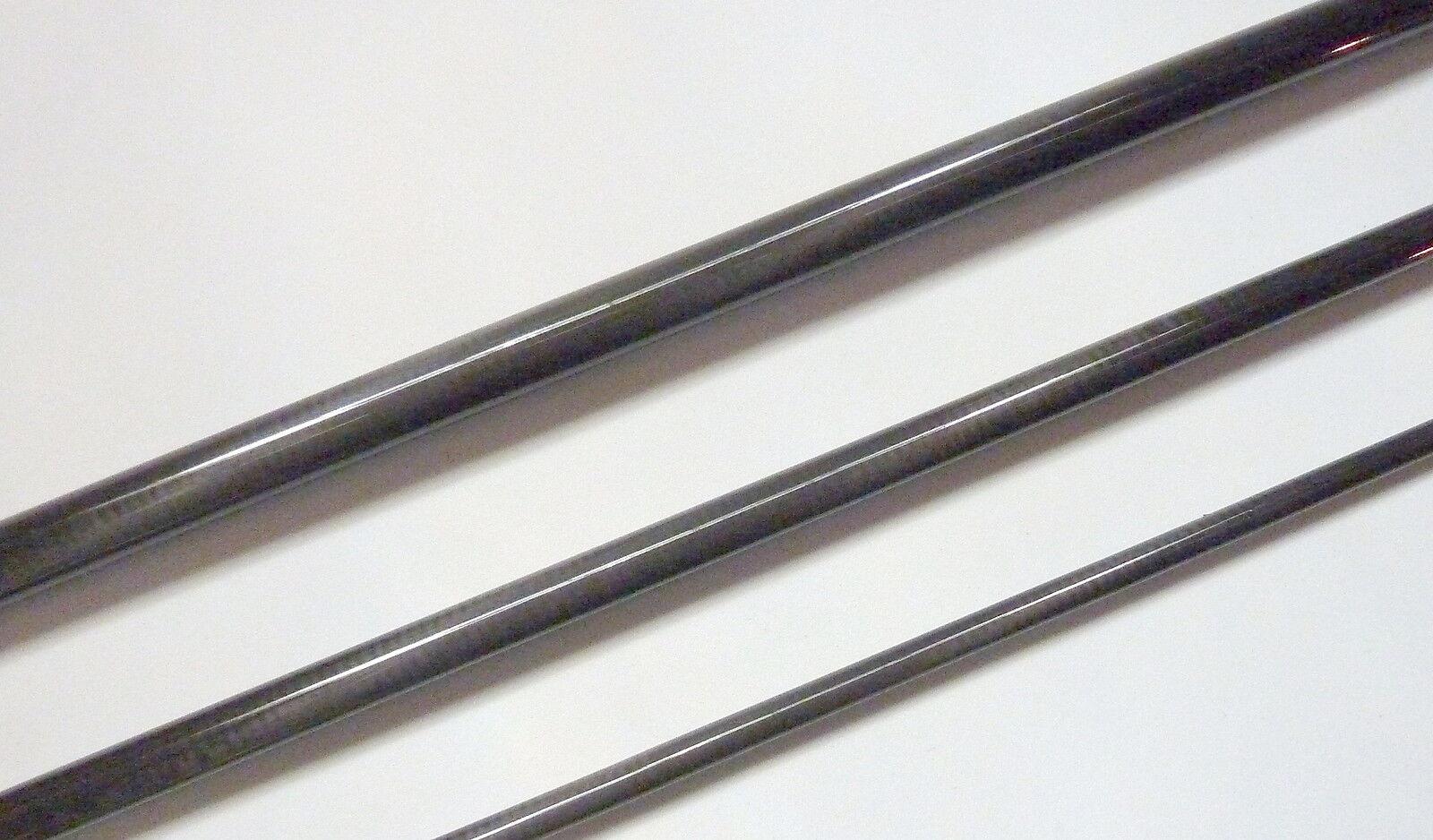 30 lb (environ 13.61 kg) Classe 7' trois pièces en fibre de carbone Travel Fishing Rod Blank; 2 - 9 Oz; NEUF