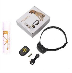 Remote Controlled / Automatic Citronella Bark Training Collar  Ultimate Training