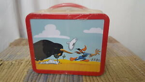 VIintage-Looney-Tunes-Rodeo-Lunchbox