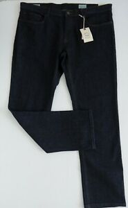 SPORTSCRAFT-Mens-039-Renwick-039-Jeans-W40-NWT-Regular-Fit-Straight-Leg-Blue-RRP-140