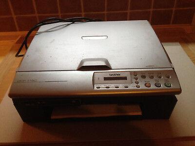 B R O T H E R Dcp-115c Tintenstrahldrucker Multifunktionsgerät