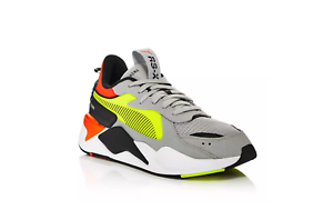 Hobart Resbaladizo No pretencioso  Puma RSX RS X Hard Drive Gray Yellow Neon Orange Grey White Black Low  370644_01 | eBay
