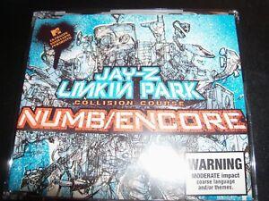 Details about Linkin Park Jay-z Numb/Encore Australian CD Single - Like New