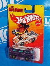 Hot Wheels 2012 The Hot Ones Series Sunagon Volkswagen Van Purple w/ Gold HOs