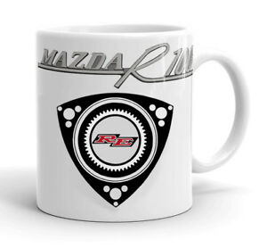 Details about MAZDA R100 COUPE ROTARY ENGINE Badge Design Quality 11oz mug