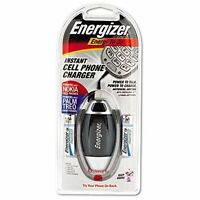 Energizer Instant Cell Phone Charger Powers Most Nokia Cell Phones