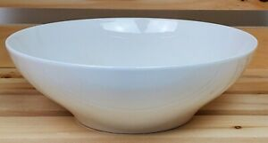 Franciscan-Whitestone-Ware-8-034-Vegetable-Serving-Bowl-Cloud-Nine-Interpace-Japan