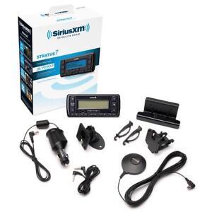 SiriusXM  Stratus 7 Radio & Vehicle Kit