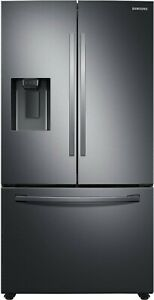 Samsung RF27T5201SG 36 Inch French Door Refrigerator with 27 Cu. Ft. Capacity
