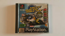 MOTO RACER WORLD TOUR / jeu Playstation 1 - PS one / complet / PAL