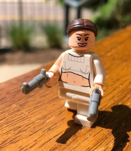 LEGO STAR WARS PADME AMIDALA GENUINE 100/% REAL MINIFIGURE ONLY SET# 75021 CLONE