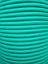 20 Spiralhaken 8mm Gummiseil Planenseil Meter Plane 20m Expanderseil grün